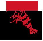¨logo sladkovodní krevety